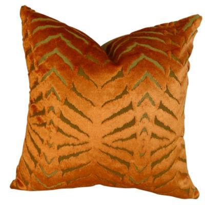 Plutus Magnetism Handmade Throw Pillow