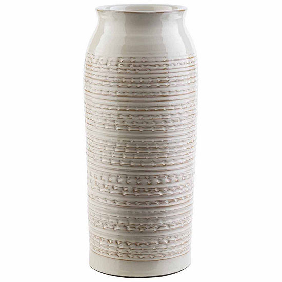 Decor 140 Salia Textured Ceramic Vase