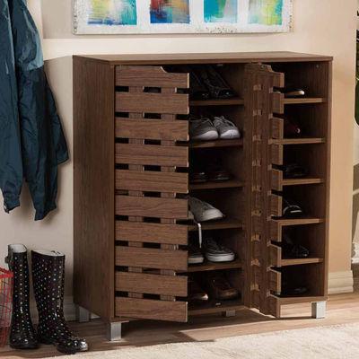 Baxton Studio Shirley Accent Cabinet