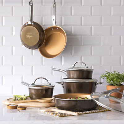 Ayesha Curry™ Home Collection 12-pc. Cookware Set
