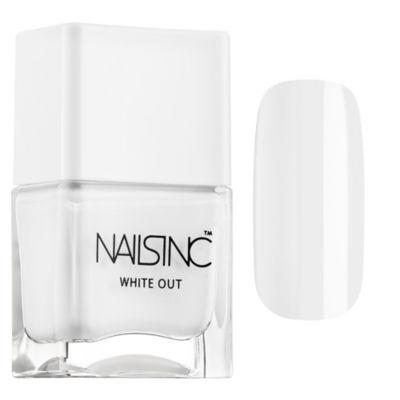 NAILS INC. White Out Nail Polish