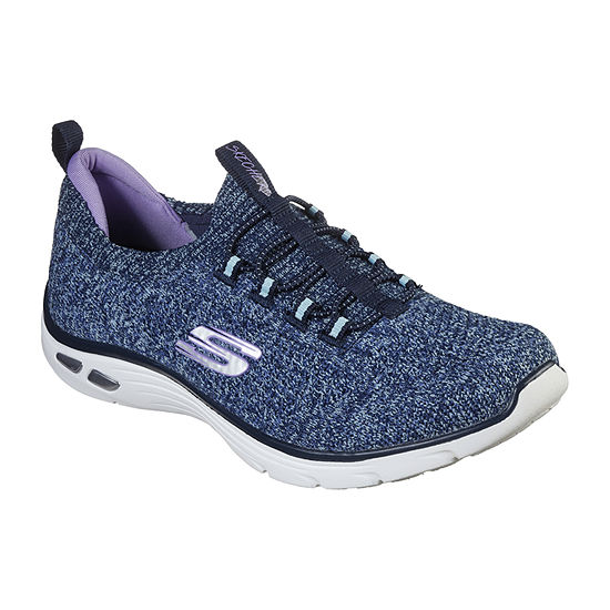 Skechers Empire D'Lux - Sharp Witted Womens Sneakers