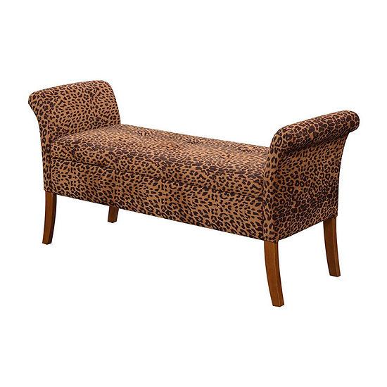 Designs4Comfort Garbo Storage Bench