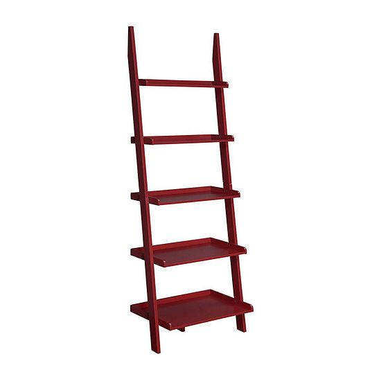 American Heritage Cormac Ladder Bookshelf