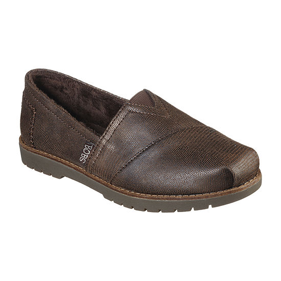 Skechers Bobs Womens Chill Lugs - City Chillers Slip-On Shoe