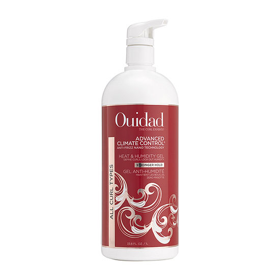 Ouidad Heat And Humidity Strong Hold Hair Gel-33.8 oz.