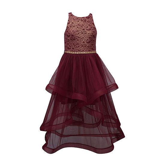 Bonnie Jean Big Girls Sleeveless Party Dress