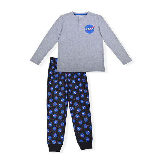Sleep On It Big Boys 2-pc. Pant Pajama Set