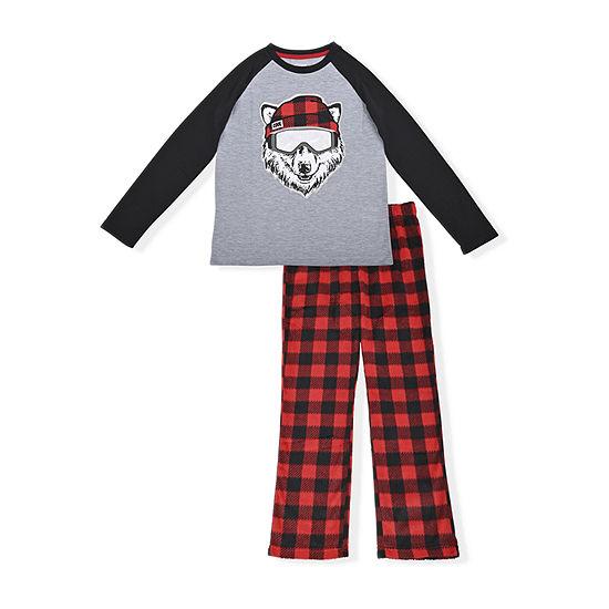 Sleep On It Big Boys 2-pc. Pant Pajama Set