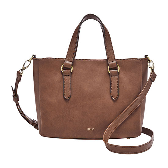 Relic By Fossil Ainsley Satchel