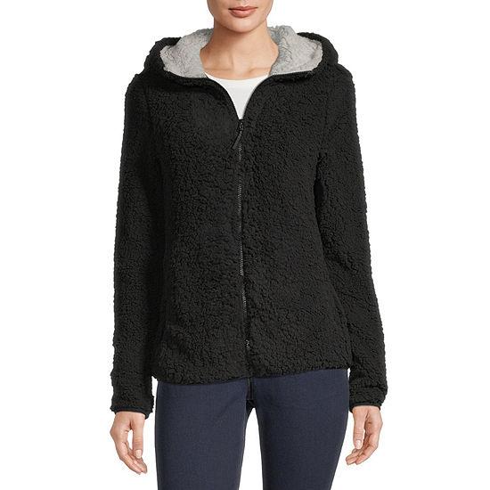 Hfx Fleece Hooded Lightweight Jacket