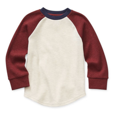 Okie Dokie Toddler Boys Long Sleeve Thermal