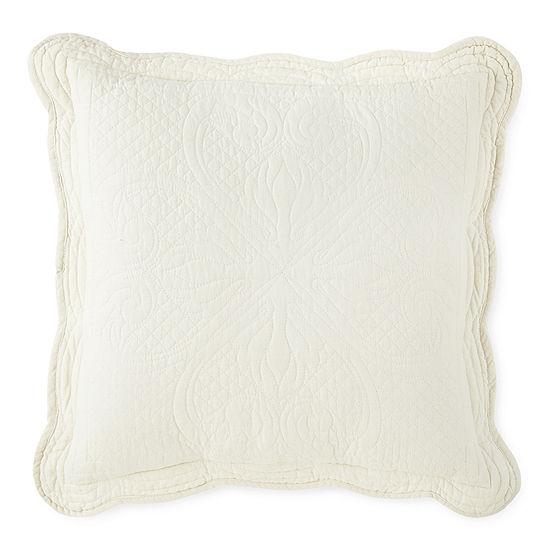 Hudson & Main Audrey Square Throw Pillow