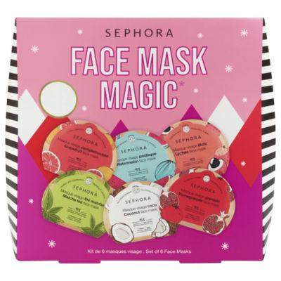 SEPHORA COLLECTION Face Mask Magic ($33.00 value)