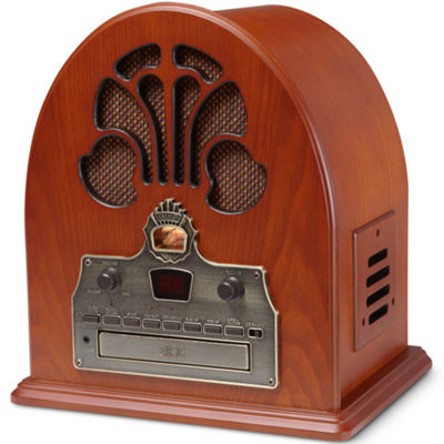 Crosley Cathedral Radio with CD Player