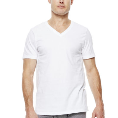 Jockey® 3-pk. Classics V-Neck T-Shirts + Bonus Tee