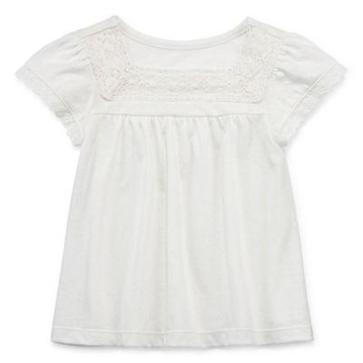Arizona Short Sleeve T-Shirt-Baby Girls