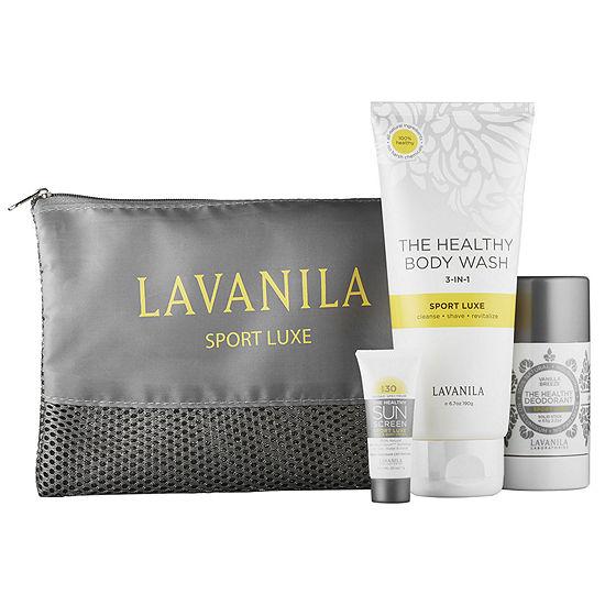 LAVANILA's The Ultimate Sport Luxe Set