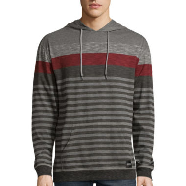 Pipeline Long Sleeve Knit Stripe Hoodie