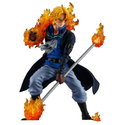 One Piece Three Brothers of Flame Attack Styling, Sabo