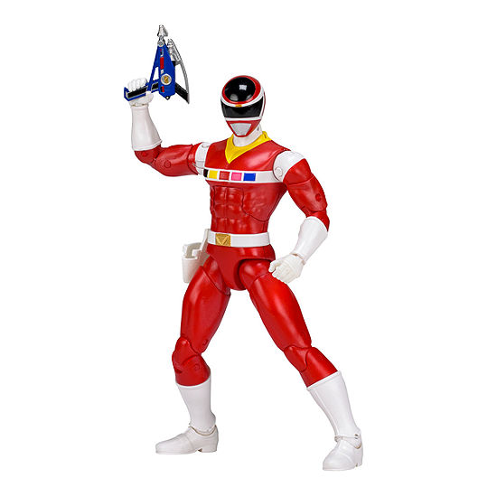 Power Rangers Legacy Mighty Morphin Movie Red Ranger Action Figure