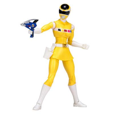 Power Rangers Legacy Mighty Morphin Movie Yellow Ranger Action Figure
