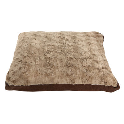 Animal Planet Swirl Top Pet Bed With Polyfill Medium
