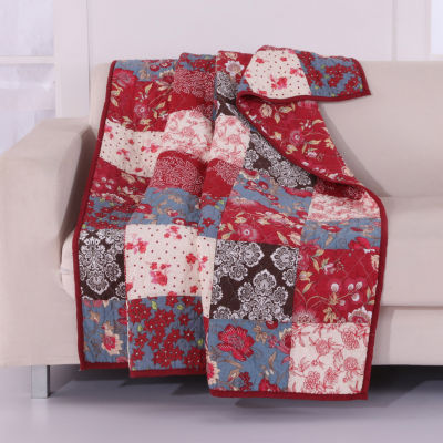 Greenland Home Fashions Nicole Quilted Throw