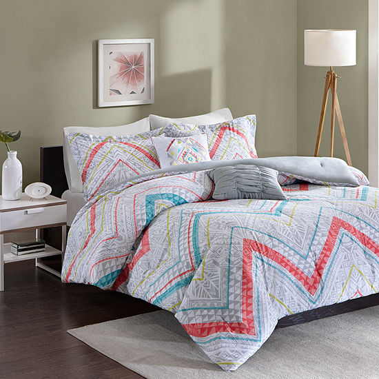 Inspire By Intelligent Design Ava Comforter Set Jcpenney