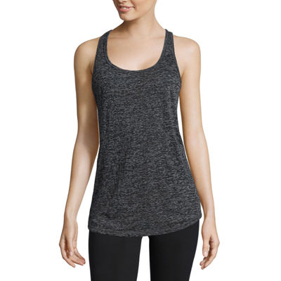 Xersion™ Studio Burnout Twist Back Tank
