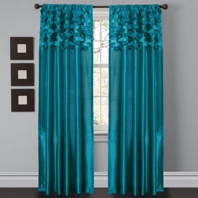 Lush Decor Circle Dream 2-Pack Curtain Panel