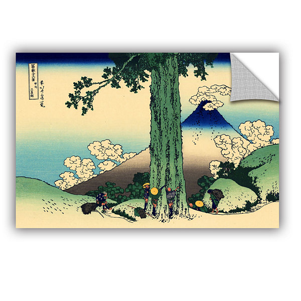 Brushstone Mishima Pass In Kai Province RemovableWall Decal