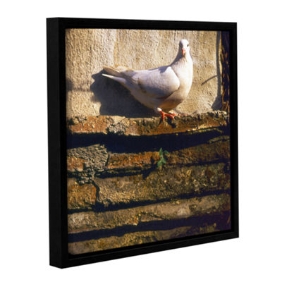 Brushstone Mission Dweller Gallery Wrapped Floater-Framed Canvas Wall Art