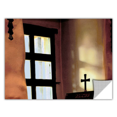 Brushstone Misson Light Removable Wall Decal