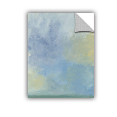 Brushstone Misty Sky Removable Wall Decal