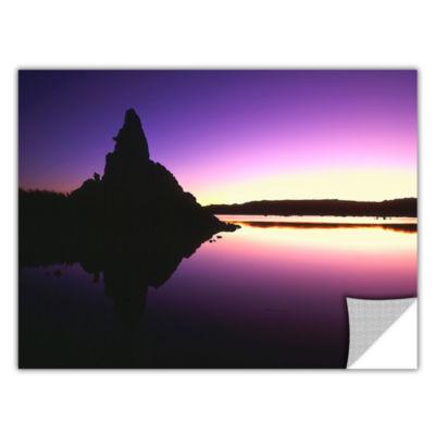 Brushstone Mono Lake Dawn Removable Wall Decal