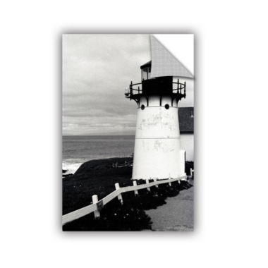 Brushstone Montara Lighthouse Removable Wall Decal