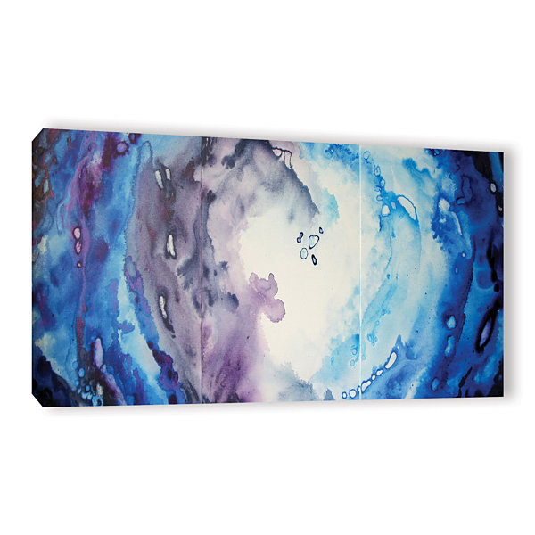 Brushstone Moonlight Gallery Wrapped Canvas Wall Art