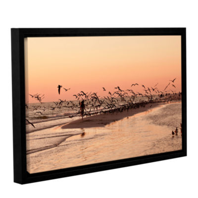 Brushstone More Gallery Wrapped Floater-Framed Canvas Wall Art