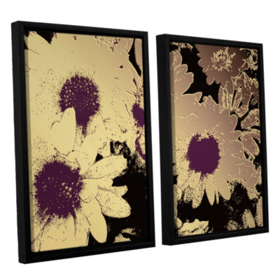 Brushstone Mother's Day Revisited 2-pc. Floater Framed Canvas Wall Art