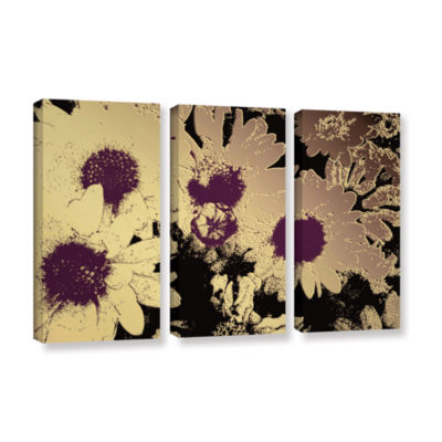 Brushstone Mother's Day Revisited 3-pc. Gallery Wrapped Canvas Wall Art