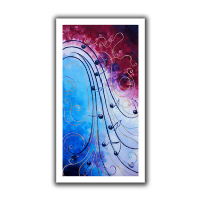 Brushstone Music Canvas Wall Art