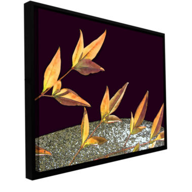 Brushstone Natural World (Fall) Gallery Wrapped Floater-Framed Canvas Wall Art