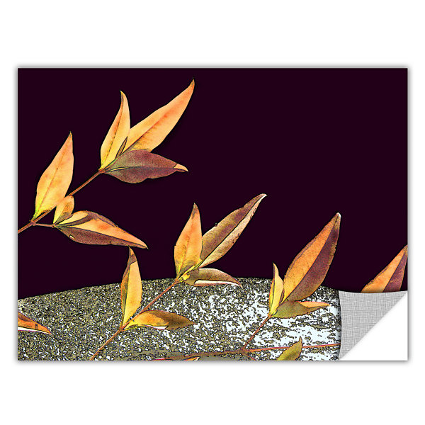 Brushstone Natural World (Fall) Removable Wall Decal