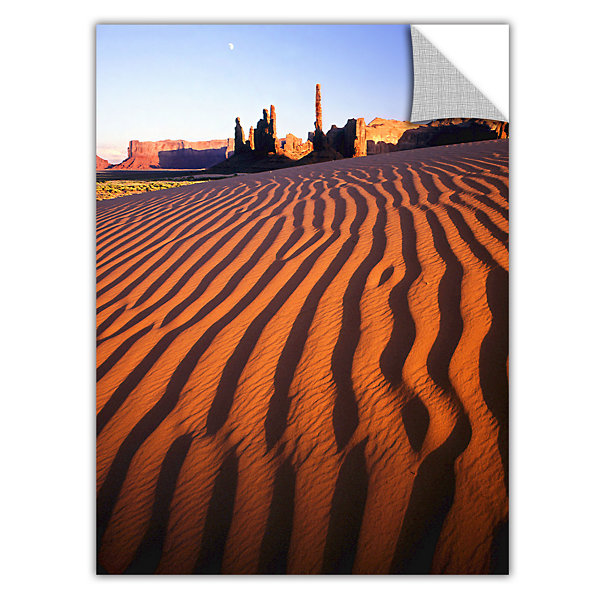 Brushstone Navajo Tribal Park Removable Wall Decal