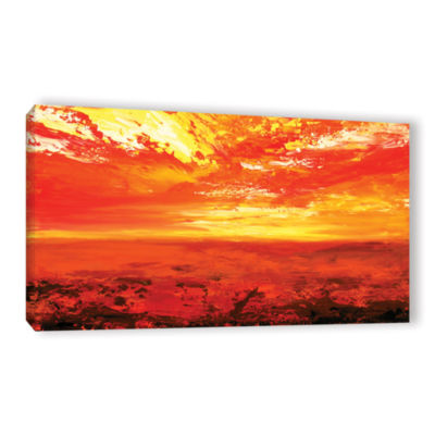 Brushstone Neather Gallery Wrapped Canvas Wall Art