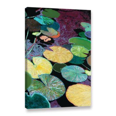Brushstone Secret Hideaway Gallery Wrapped CanvasWall Art