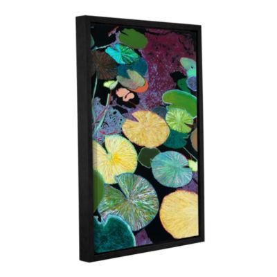 Brushstone Secret Hideaway Gallery Wrapped Floater-Framed Canvas Wall Art