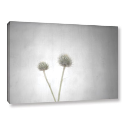 Brushstone Shine Gallery Wrapped Canvas Wall Art