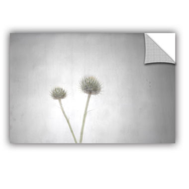 Brushstone Shine Removable Wall Decal